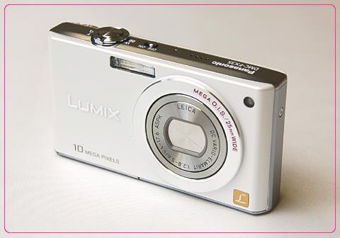 ルミックスFX35