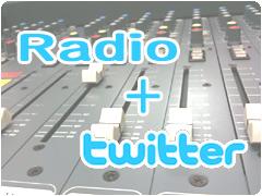 Radio+twitter